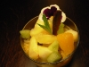 Menu du jour : entrée + plat + dessert
